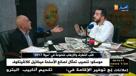 Savoir comment battre sa femme peut être utile, selon le commissaire d'un salon du livre algérien
