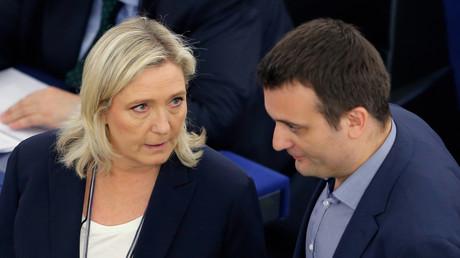 Le FN ? Un «syndicat anti-immigration» pour Philippot, propos «diffamatoire» selon Marine Le Pen