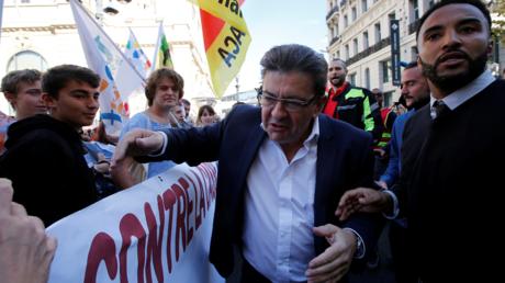 Manifestation de la France Insoumise le 12 septembre à Marseille