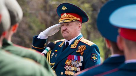 Le lieutenant-général Valeri Assapov