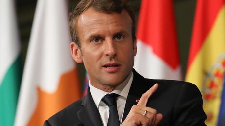 «Brasiers où l'Europe aurait pu périr»: Macron fustige protectionnisme et nationalisme à la Sorbonne