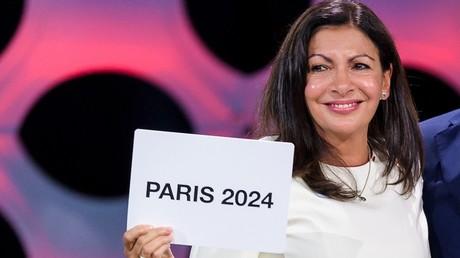 Anne Hidalgo avait joué la surprise à Lima, à l'annonce de l'attribution des JO 2024 à Paris