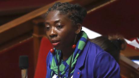 Danièle Obono, ici en juillet 2017, photo ©JACQUES DEMARTHON / AFP