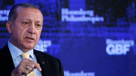 Pour le président turc Erdogan, les autorités kurdes et le Mossad «avancent main dans la main»