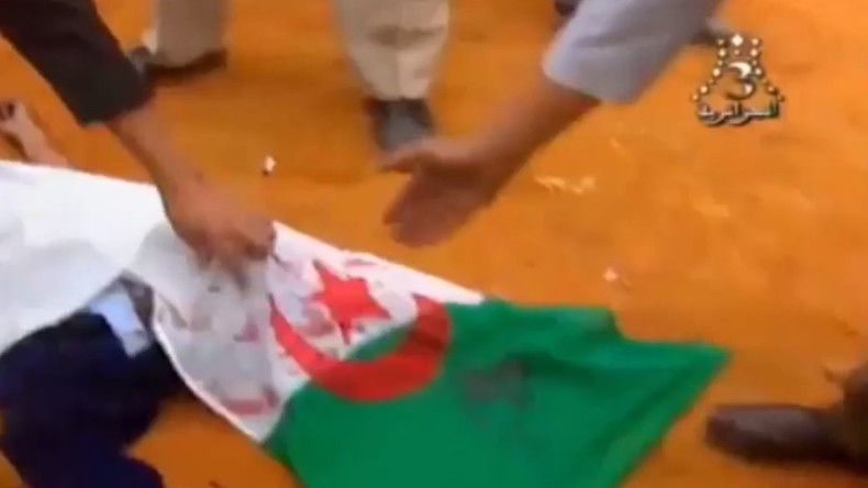 Algeria shocked by documentary on civil war