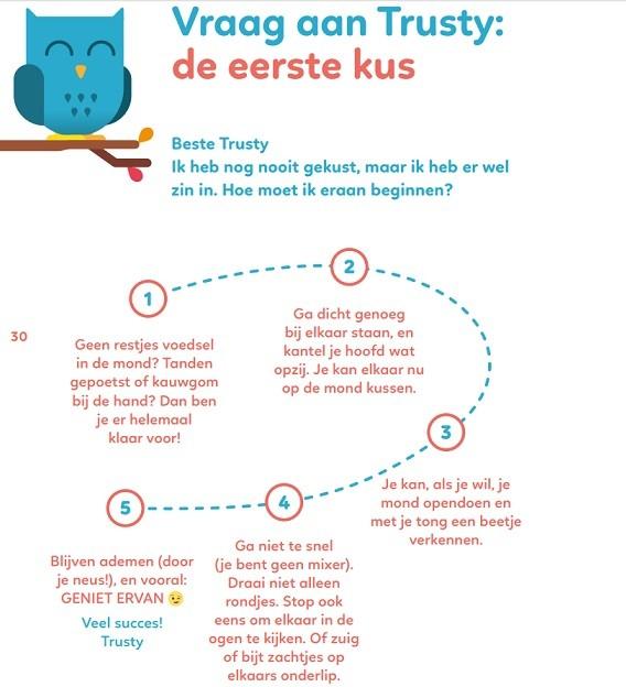 Flandre : polémique autour d'une brochure pour adolescents recommandant un site explicite