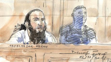 Appelé «Ben Ben» pour «Ben Laden» : le procès d'Abdelkader Merah se poursuit