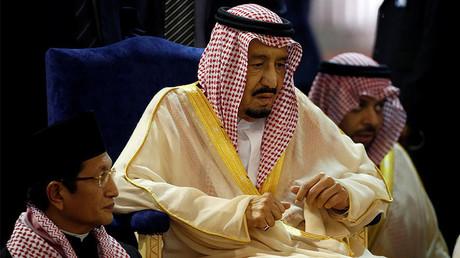 Le roi Salmane