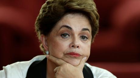 Dilma Rousseff, l'ex-présidente du Brésil (illustration)