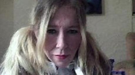 Sally Jones, rebaptisée la «Veuve blanche» par les médias britanniques, capture d'écran Facebook, DR