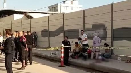 Istanbul : un homme ouvre le feu sur des étudiants, faisant un mort