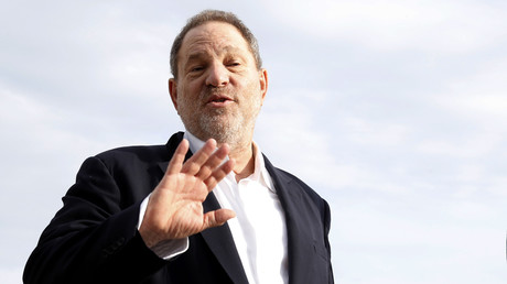 Harvey Weinstein à Cannes