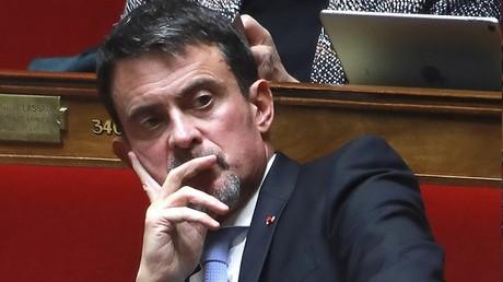 Manuel Valls s'en prend (encore) à la France insoumise