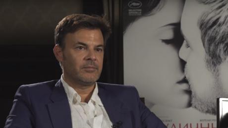 Le réalisateur François Ozon.
