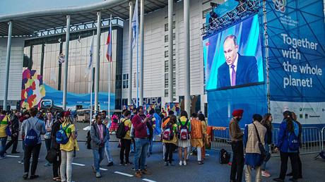Corée du Nord, Syrie, JO... Retour sur les points forts du discours de Poutine au Club Valdaï