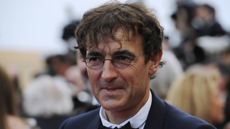 Albert Dupontel en 2011.