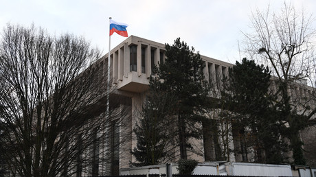 Ambassade de Russie à Paris