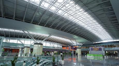 Borispol, un aéroport à Kiev
