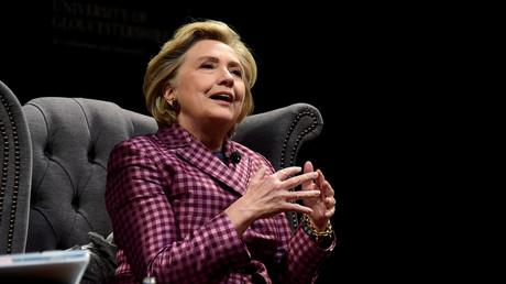 L'enquête sur les liens entre Trump et la Russie aurait été financée... par Hillary Clinton