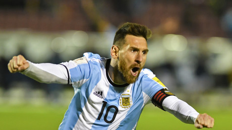 Lionel Messi, star argentine du football.