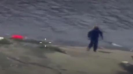 La marine suédoise sauve un Russe naufragé qui voulait rejoindre l'Espagne en bateau