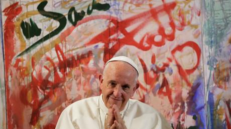 Le pape François appelle les chrétiens à revitaliser l'Europe face à une «stérilité dramatique»