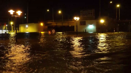 Une ville allemande se retrouve les pieds dans l'eau