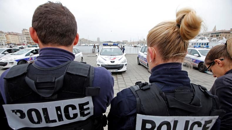 A Marseille, les policiers seraient contraints de dégonfler les statistiques de la criminalité
