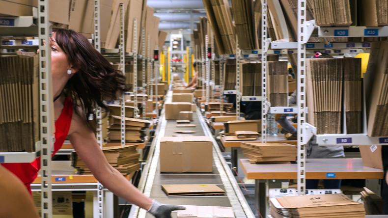 Balance ton collègue : le nouveau jeu d'Amazon à Lille