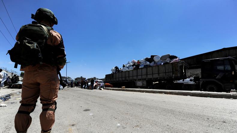 La Russie réduira sa présence militaire en Syrie dès la fin de l'année