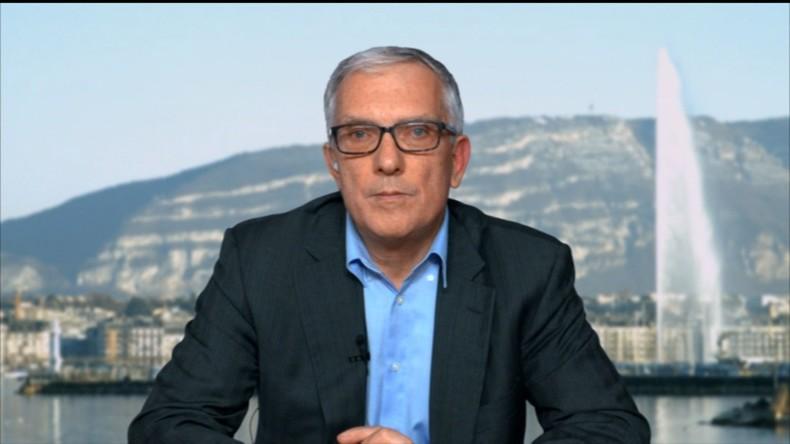 Conférence sur les Casques blancs à Genève : Guy Mettan déçu que RSF cède au «politiquement correct»