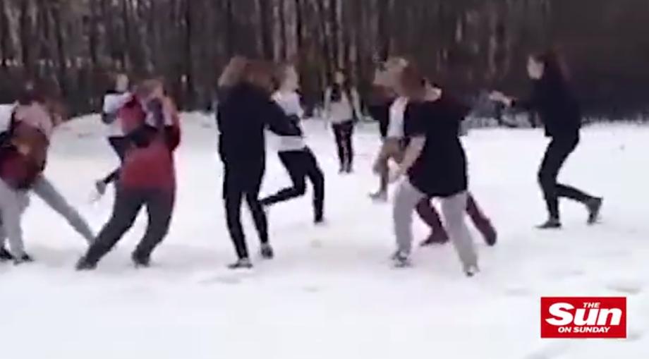 Des hooligans «nazies russes» s'entraînent-elles vraiment pour la Coupe du monde 2018 ?