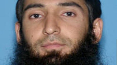 Le terroriste de New York Sayfullo Saipov