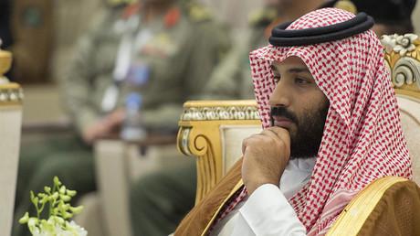 Le prince héritier Mohammed ben Salmane, homme fort du royaume saoudien.