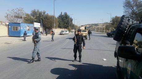 Afghanistan : attaque armée contre la chaîne Shamshad à Kaboul
