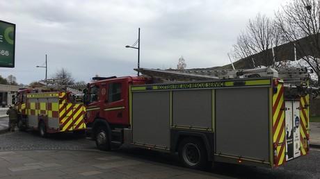 Le Parlement écossais évacué après la réception de trois colis suspects