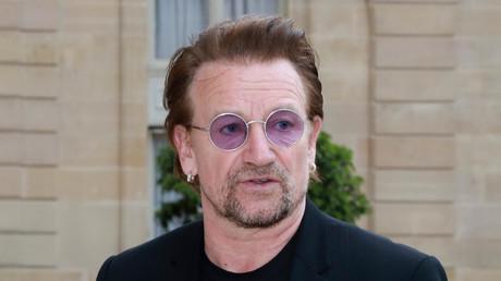 Bono, leader de U2, est impliqué dans les Paradise Papers