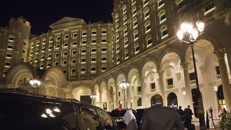 Le Ritz-Carlton de Riyad, lieu de détention pour quelques centaines de personnalités influentes d'Arabie Saoudite