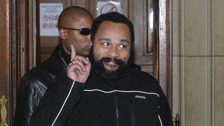 Le parquet de Paris requiert un procès contre Dieudonné pour fraude fiscale