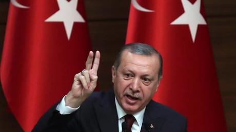 Sur la question de l'islam, le président turc, Recep Erdogan, a répliqué au prince saoudien mais aussi aux puissances européennes.
