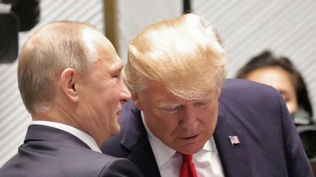 «Des haineux, des imbéciles»: Trump fustige ceux qui ne veulent pas d'une bonne relation avec Moscou