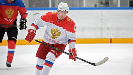 Avant la présidentielle, plusieurs vedettes du sport rejoignent la «Team Poutine»