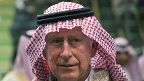 «Lobby juif» et «migration juive» : un ancien courrier du prince Charles fait polémique