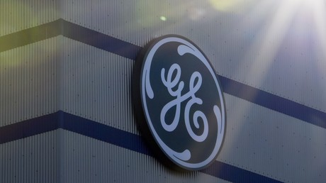 Logo de General Electric (image d'illustration).
