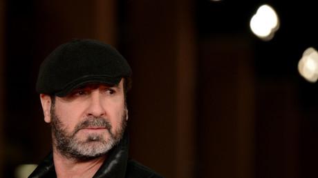 Eric Cantona affirme «venir de l'univers»