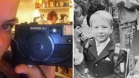 Elisabeth Blanchet est parti en quête du jeune Soviétique photographié il y a 25 ans.