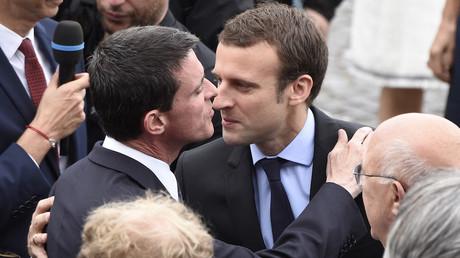 «Gouverner, c'est exceptionnel» : Valls fait-il encore du pied à LREM et Macron ?