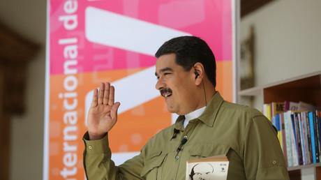 Maduro promet à l'opposition des élections présidentielles en échange d'une levée des sanctions US