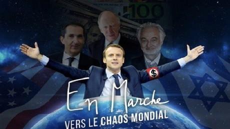 Le photomontage diffusé par Gérard Filoche sur son compte Twitter, le 17 novembre