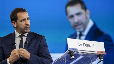 Christophe Castaner, élu à la tête de la République en marche le 18 novembre
